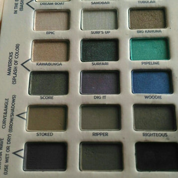 Photo of Thebalm the Balm Balmsai Eyeshadow & Brow Palette With Shaping Stencils uploaded by Renjitha A.