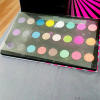 BH Cosmetics Pop Art Color Extreme - 24 Color Pressed Pigment Palette uploaded by Naketah O.
