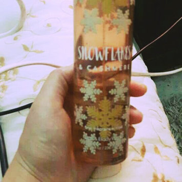 Photo uploaded to Bath & Body Works Snowflakes & Cashmere Fragrance Mist by Sahar M.