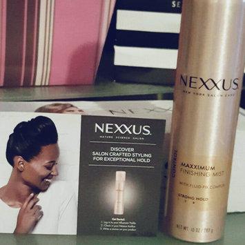 Photo of NEXXUS® MAXXIMUM FINISHING MIST uploaded by Jessica B.