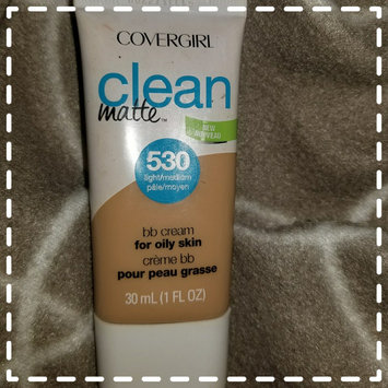 Photo of COVERGIRL Clean Matte BB Cream uploaded by Carly D.