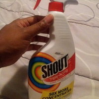 Shout® Trigger Triple-Acting Stain Remover uploaded by April H.