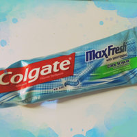 Colgate® MaxFresh® WHITENING COOL SCRUB® with Microscrubbers Toothpaste Mint Blast uploaded by Erin S.