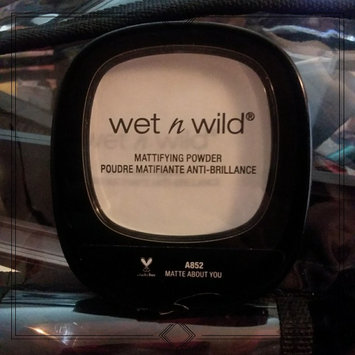 Wet 'n' Wild Mattifying Powder uploaded by kandiss J.