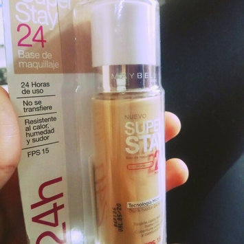 Maybelline Super Stay 24 HR Foundation uploaded by Andrea G.