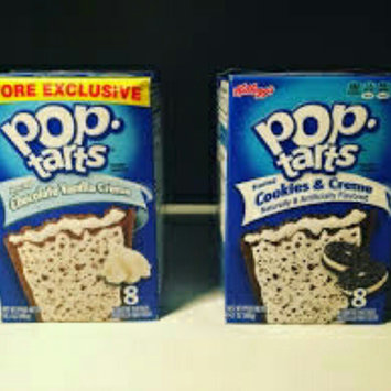 Photo of Kellogg's Pop-Tarts Frosted Cookies & Cream Toaster Pastries uploaded by bossy o.
