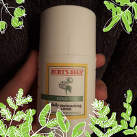 Burt's Bees Sensitive Daily Moisturizing Cream uploaded by afton h.