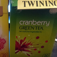 TWININGS CRANBERRY & RASPBERRY TEA BAGS uploaded by Lisa W.