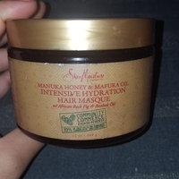 SheaMoisture Manuka Honey & Mafura Oil Intensive Hydration Hair Masque uploaded by Charnae W.
