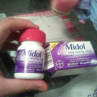 Midol Long Lasting Relief 20 Count uploaded by Yesenia R.