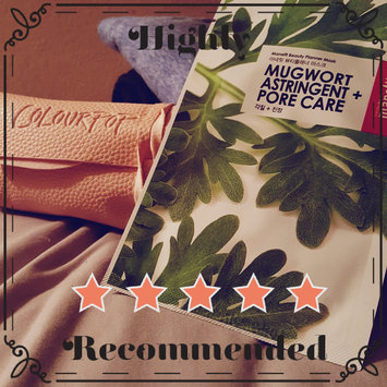 Photo of Manefit Beauty Planner Mugwort uploaded by Sherry S.