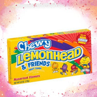 Lemonhead & Friends Chewy Fruit Candy uploaded by kandiss J.