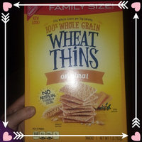 Nabisco Wheat Thins Original Crackers uploaded by kandiss J.