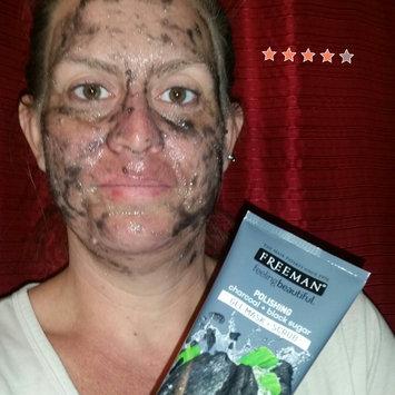 Photo of Freeman Beauty Feeling Beautiful™ Charcoal & Black Sugar Polishing Mask uploaded by Christina T.
