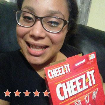 Photo of Cheez-It® Original Crackers uploaded by Shaina C.