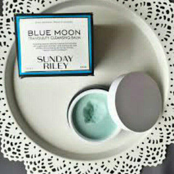 Photo of Sunday Riley Blue Moon Tranquility Cleansing Balm uploaded by Mina ..