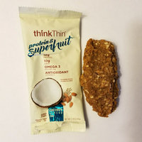 thinkThin Coconut Chocolate Mixed Nuts Crunch Bars uploaded by Amber M.