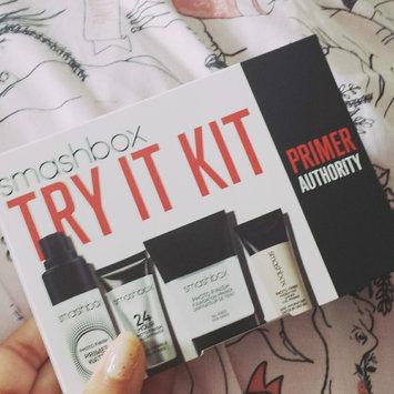 Photo of Smashbox Try It Kit Primer Authority Skincare Set uploaded by Erika G.