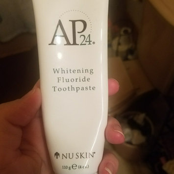 Photo of AP-24 Whitening Fluoride Toothpaste uploaded by Meghan P.