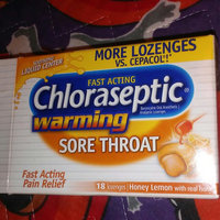Chloraseptic Sore Throat Lozenges uploaded by Rachel R.