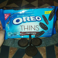 Oreo Sandwich Cookies Chocolate Thins uploaded by Shalayna G.