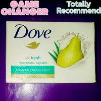 Dove Bar Go Fresh Rejuvenate Pear & Aloe Vera Scent uploaded by Kristie A.