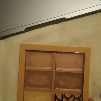 NYX Conceal, Correct, Contour Palette uploaded by Sayanitha A.