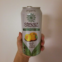 Steaz Iced Green Tea Organic Peach uploaded by Amber M.