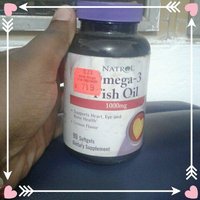 Natrol Omega-3 Fish Oil Lemon 1000 mg 150 Softgels uploaded by Stacy Michele S.