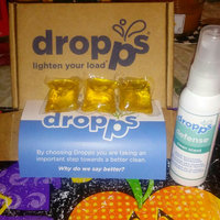 Dropps Sensitive Skin Laundry Detergent Pods, Scent + Dye Free uploaded by Tora B.
