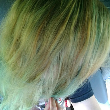Photo of Ion Color Brilliance Brights Semi-Permanent Hair Color Aqua uploaded by Tasha F.