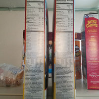 General Mills Cheerios Honey Nut Milk'n Cereal Bars - 6 CT uploaded by Natalia M.