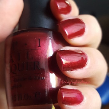 Photo of OPI Nail Polish, Madam President uploaded by Shayleigh G.