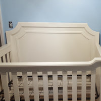 Bertini Castlebrook Toddler Guard Rail - Espresso uploaded by Shayleigh G.
