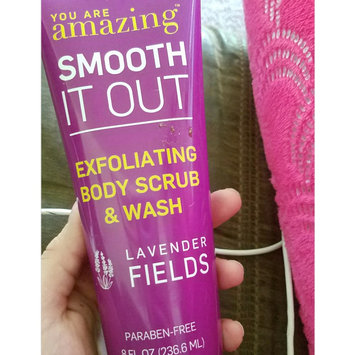Photo of you are AMAZING juicy grapefruit exfoliating body scrub & wash 8 oz uploaded by Tracy L.