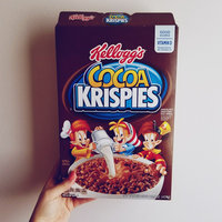 Kellogg's Cocoa Krispies Cereal uploaded by Amber M.