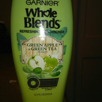 Garnier Whole Blends Green Apple & Green Tea Extracts Refreshing 2-in-1 Shampoo & Conditioner uploaded by Sabrina D.