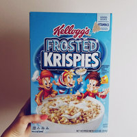 Kellogg's® Frosted Krispies® Cereal uploaded by Amber M.