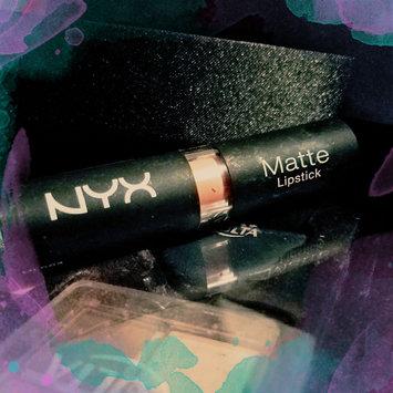 NYX Matte Lipstick uploaded by Angela B.
