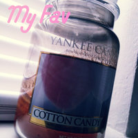 Yankee Candle Cotton Candy-22oz. Jar, Pink uploaded by Hillary P.