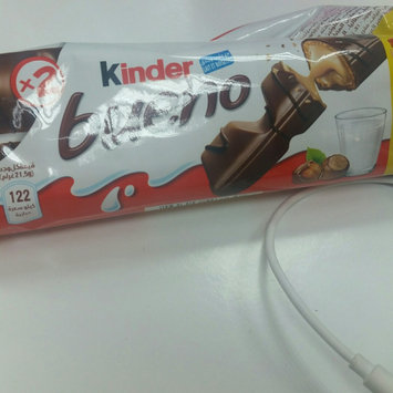 Photo of Kinder® Chocolate uploaded by meryem c.
