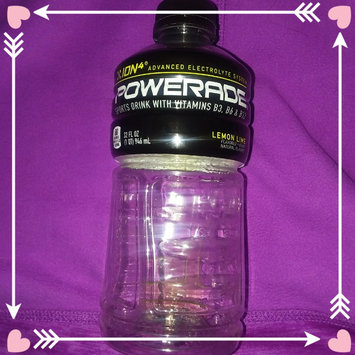 Photo of Powerade Ion4 Sports Drink Lemon Lime uploaded by kandiss J.