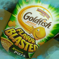 Goldfish® Flavor Blasted Xplosive Pizza Baked Snack Crackers uploaded by Druan R.