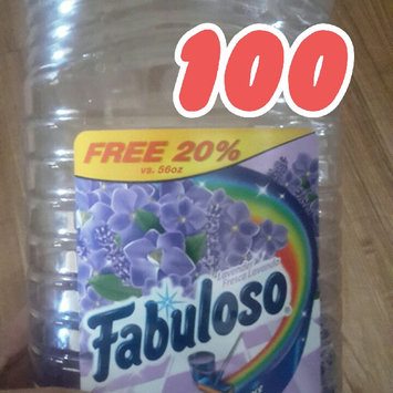 Photo of Fabuloso Multi-Purpose Cleaner - Lavender Scent - 56 oz uploaded by Chepa P.