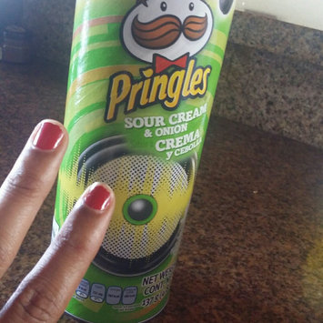 Photo of Pringles® Sour Cream & Onion uploaded by Karelyn S.