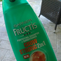 Garnier Fructis Grow Strong 2-in-1 Shampoo + Conditioner uploaded by Karelyn S.
