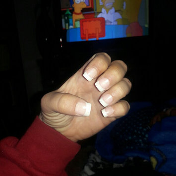 Photo of Kiss Everlasting French Pearl French Tip Nails Real Short Length - 28 CT uploaded by Emily M.