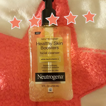 Photo of Neutrogena® Healthy Skin Boosters Facial Cleanser uploaded by Athena R.