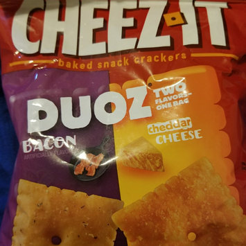 Photo uploaded to Cheez-It® Original Crackers by Janet A.