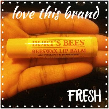 Burt's Bees® Beeswax Lip Balm uploaded by Shanterra E.